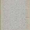 [Peabody,] Elizabeth [Palmer, sister], AL (incomplete) to. Jan. [after 16], 1850.