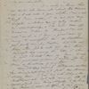 Peabody, Elizabeth P[almer, sister], ALS  to. Jun. 6, 1850. Previously: June 8, 1850.