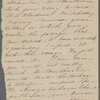 [Peabody,] Elizabeth [Palmer, sister], AL (incomplete) to. Aug. 22, [1850].