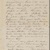[Peabody,] Elizabeth [Palmer, sister], AL (incomplete) to. Dec. 29, 1850.