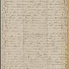 Peabody, Elizabeth P[almer, sister], ALS to. Mar. 6, 1851.