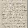 [Peabody,] Elizabeth [Palmer, sister], AL (incomplete) to. Jul. 10, 1851.