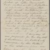 [Peabody,] Elizabeth [Palmer, sister], ALS  to. Jan. 25, [1855].