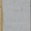 [Peabody, Elizabeth Palmer, sister], AL (incomplete)  to. [Aug.? 1856?].