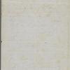 [Peabody,] Elizabeth [Palmer, sister], AL (incomplete)  to. Sep. 23, 1856.