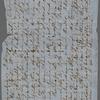 [Peabody,] Elizabeth [Palmer, sister], ALS  to. Dec. 18, 1856.