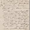 [Peabody,] Elizabeth [Palmer, sister], ALS  to. Apr. 3, [1858?].