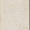 [Peabody], Elizabeth [Palmer, sister], ALS to. Jul. 3-4, 1859.