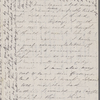 [Peabody,] Elizabeth [Palmer, sister], AL to. [1863?].