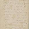 [Peabody,] Elizabeth [Palmer, sister], ALS to. Mar. 5, [1865?].