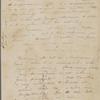 [Peabody,] Elizabeth [Palmer, sister], AL (incomplete) to. Jun. 15, 1866.