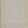 [Peabody,] Elizabeth [Palmer, sister], ALS to. Mar. 16, 1867.