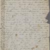 [Peabody,] Elizabeth [Palmer, sister], ALS to. May 29 - Jun. 2, 1867.