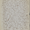 [Peabody,] Elizabeth [Palmer, sister], ALS to. Sep. 1, [1867?].