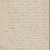 [Peabody,] Elizabeth [Palmer, sister], ALS to. [1868?].