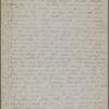 [Peabody,] Elizabeth [Palmer, sister], ALS to. Nov. 28, [1870].