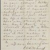 Hitchcock, E. A., ALS to SAPH. Jun. 23, 1864.
