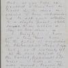 Hitchcock, E. A., ALS to SAPH. Feb. 17, 1867.