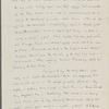 Mansfield, L. W., ALS to SAPH. Jan. 22, 1851.