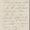 [Shaw], Sarah B., ALS to SAPH. [1846].