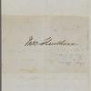 [Shaw], Sarah B., ALS to SAPH. [1847?].
