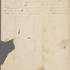 Mann, Mary [Tyler Peabody], ALS to Mary W[ilder] White [Foote]. At end Sophia [Amelia Peabody Hawthorne] ALS. [n.d.]