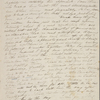 [Mann,] Mary [Tyler Peabody], ALS to SAPH. At end, E[lizabeth] P[almer] P[eabody] ANS. [Nov. 23?,  1832].