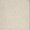 [Mann,] Mary [Tyler Peabody], ALS to SAPH. At end, [Elizabeth Palmer Peabody] AN. [1833].