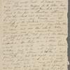 [Mann,] Mary [Tyler Peabody], ALS to SAPH. [May-Jun? 1833?].
