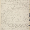 [Mann,] Mary [Tyler Peabody], ALS to SAPH. At end ALS from E[lizabeth Palmer Peabody]. [Aug? 1833?].