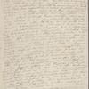 [Mann,] Mary [Tyler Peabody], ALS to SAPH. [Sep? 1835?].