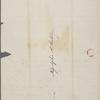 [Mann,] Mary [Tyler Peabody], ALS to SAPH & to EPP, mother. [Nov./Dec.? 1835?].