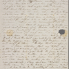 [Mann,] Mary [Tyler Peabody], ALS to SAPH. [early Jul.? 1842]