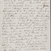 [Mann,] Mary [Tyler Peabody], ALS to SAPH. [Sep.? 1842?]
