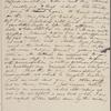 [Mann,] Mary [Tyler Peabody], ALS to SAPH. [Nov./Dec. 1842?]