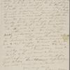 Mann, Mary [Tyler Peabody], ALS to SAPH. Feb. 15, [1844].