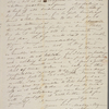 Mann, Mary [Tyler Peabody], ALS to SAPH. May 1, 1844.