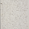 Mann, Mary [Tyler Peabody], ALS to SAPH. Aug. 8, 1845.
