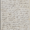 Mann, Mary [Tyler Peabody], ALS (incomplete) to SAPH. Oct. 13 [1851].
