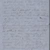 [Mann, Mary Tyler Peabody], AL to SAPH. [ca Aug. 20, 1859].