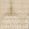 Russell, William, ALS to SAPH. Oct. 21, 1833.