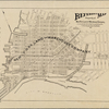 [Long Island City] Reference Map of the property of New York Land & Warehouse Company showing desirable Factory, Water Front and Building Sites, First Ward, Borough of Queens, City of Nerw York.