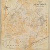 "Map of Newtown Long Island. Designed to exhibit the localities referred to in the ""Annals of Newtown."""