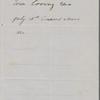 Hawthorne, Una, ALS to [Elizabeth Palmer Peabody], grandmother. Jul. 19, 1852.