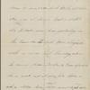 Hawthorne, Una, ALS to [Nathaniel Peabody], grandfather. Oct. 2, 1853.