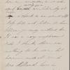 Hawthorne, Una, AL (incomplete?) to Elizabeth [Palmer Peabody], aunt. Nov. 13, 1853.