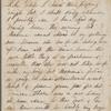 Hawthorne, Una, ALS to [Nathaniel Peabody], grandfather. Jun. 22, [1854].