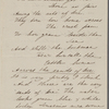 Hawthorne, Una, ALS to [Nathaniel Peabody], grandfather. Sep. 17, 1854.
