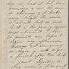 Hawthorne, Una, ALS to Elizabeth [Palmer Peabody], aunt. Feb. 8, [1855].