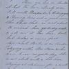 Hawthorne, Una, ALS to Elizabeth [Palmer Peabody], aunt. Sep. 12, 1855.